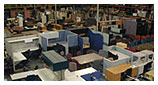 Warehouse of Business Interior of Tampa Bay