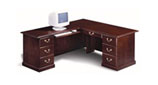 Office Desks, Metal, Wood and Laminate / Executive and Secretarial