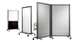 Tayco rolling office panels