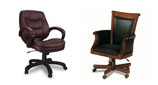 Executive chairs by Decatur